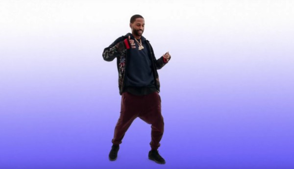 Big Sean video Moves simile Hotline Bling Drake