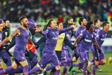 La Fiorentina non fallisce l'appuntamento con la Lazio e sogna un posto in Europa League.