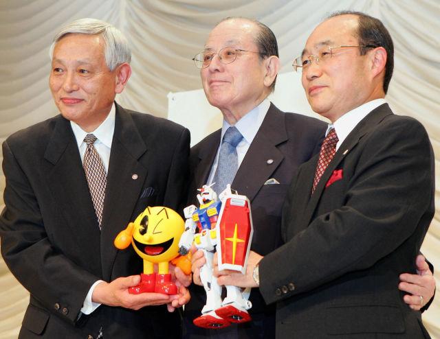 padre di Pac-Man Masaya Nakamura morto