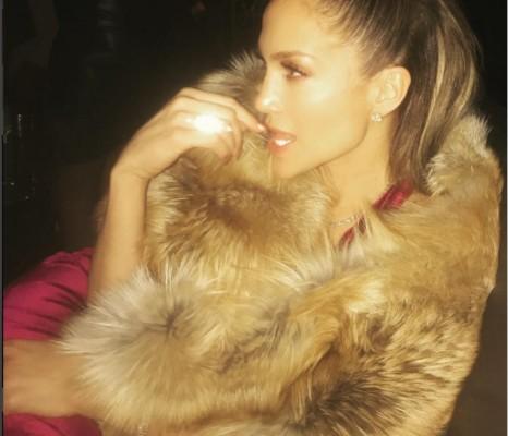Jennifer Lopez collana regalata da Drake