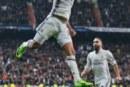 Il Real Madrid si impone sul Napoli. Al Bernabeu termina 3-1 per i blancos.