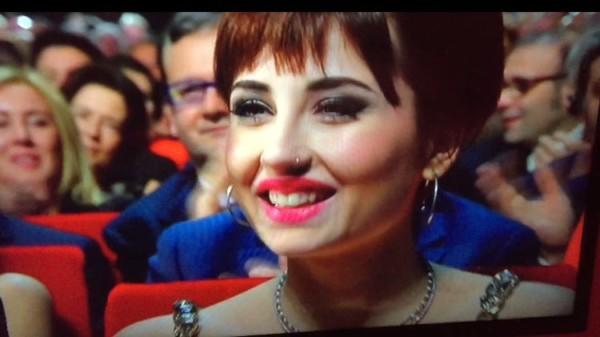 commenti più divertenti su Greta Menchi giudice a Sanremo 2017