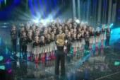 Spettacolare Medley del Coro Dell'Antoniano a Sanremo 2017.