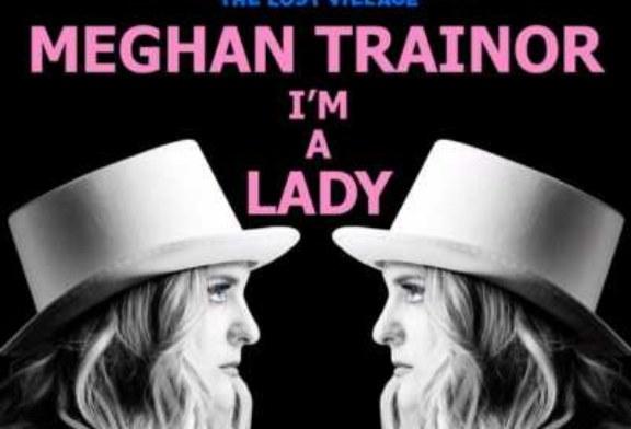 Meghan Trainor presenta I'm A Lady, la canzone per il nuovo film dei Puffi.