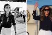 Melania Trump… first lady senza stile.