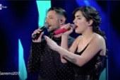 Eliminati i duetti tra i big di Sanremo 2017. Alice Paba e Nesli come Raige e Giulia Luzi salutano l'Ariston.
