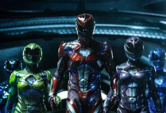 Dai un'occhiata al nuovo trailer del film Power Rangers, in uscita il 6 aprile 2017.