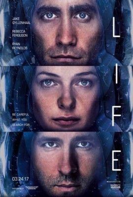 Life - Non Oltrepassare il limite Recensione Film - Locandina Film