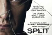 Recensione per Split, il thriller con le 23 personalità di James McAvoy.