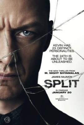 Split Recensione - Locandina Film