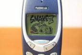 L'indistruttibile Nokia 3310 uscirà di nuovo nel 2017.