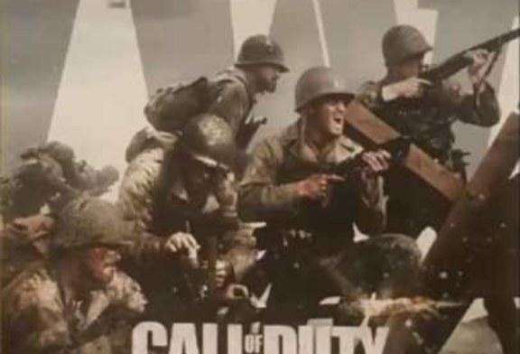 Dettagli e novità su Call of Duty: WW2, ebbene si, la saga torna alle origini.