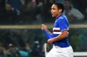 La Sampdoria si aggiudica il derby della Lanterna grazie al guizzo decisivo di Muriel.