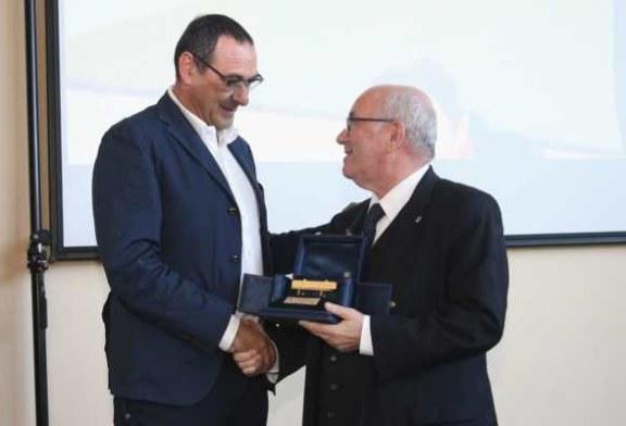 Maurizio Sarri è il vincitore della Panchina d'oro 2017. Ecco le sue dichiarazioni.