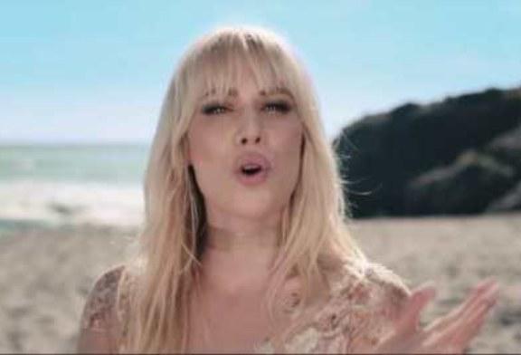 Guarda Natasha Bedingfield nel video per Let Go in un'oasi di benessere.
