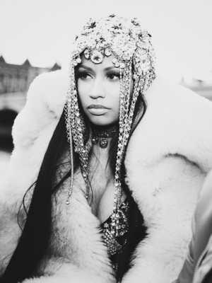 Nicki Minaj Wilhelmina Models