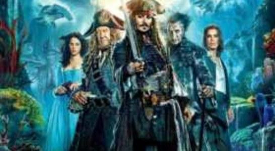 Box Office Italia: Pirati dei Caraibi la Vendetta di Salazar debutta al primo posto.