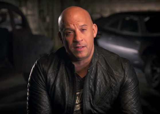 Fast & Furious 8 Recensione - Vin Diesel