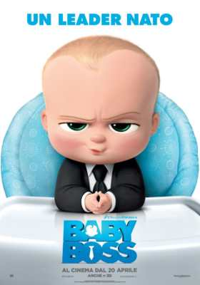 Baby Boss Recensione film - Locandina Film uscito nel 2017