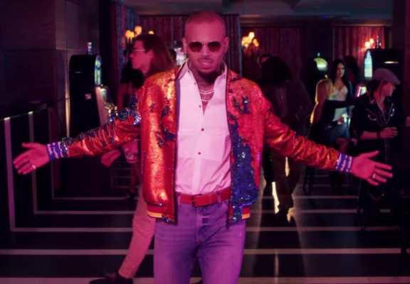 Chris Brown - Privacy, il video musicale.