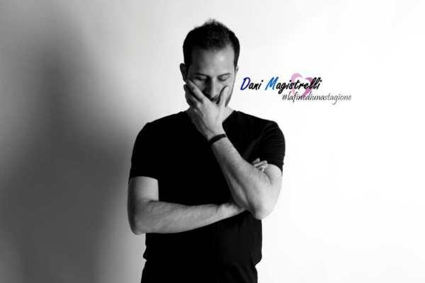 Daniele Magistrelli - La Fine Di Una Stagione, la cover.