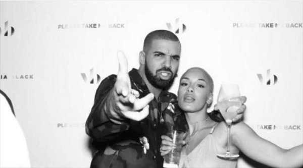 Drake fidanzata Jorja Smith