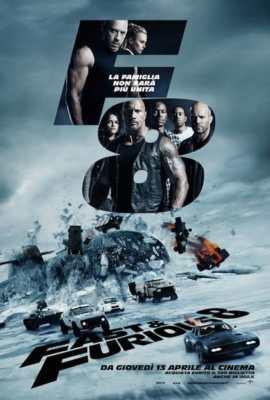 Fast & Furious 8 Recensione - Locandina Film uscito nel 2017