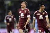 Al goal di Schick risponde Iturbe. Tra Torino e Sampdoria termina 1-1.