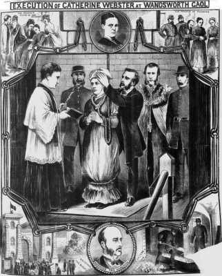 L'omicidio più scandaloso dell'epoca vittoriana è stato quello di Julia Thomas.