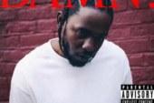 """Ascolta tutte le canzoni del nuovo album di Kendrick Lamar """"DAMN."""""""