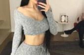 Kylie Jenner accusata di utilizzare Photoshop per i selfie in biancheria intima.