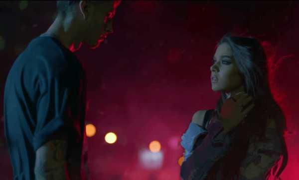Machine Gun Kelly & Hailee Steinfeld video At My Best