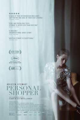 Personal Shopper Recensione - Locandina Film uscito nel 2017