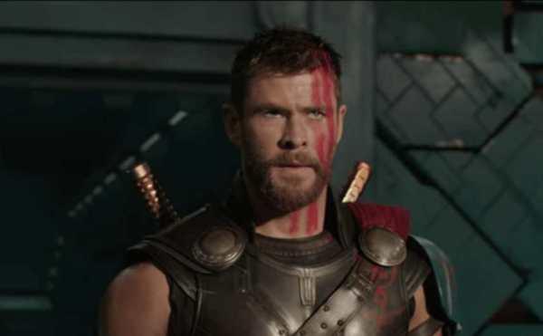 Chris Hemsworth film Thor: Ragnarok