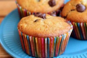 Banana Muffin | La ricetta per intolleranti al lattosio e glutine.