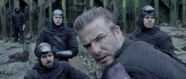 Guy Ritchie difende Beckham come attore