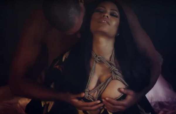 Nicki Minaj Regret In Your Tears video