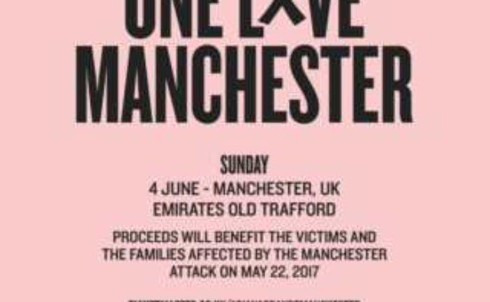 Concerto Ariana Grande per Manchester