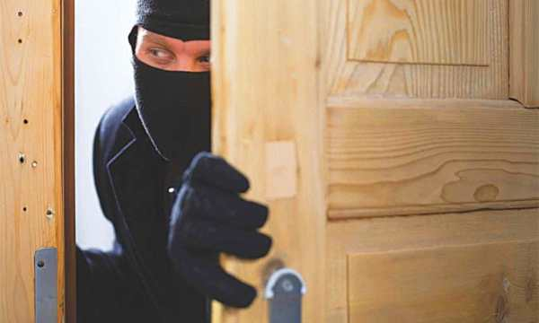 legge sui ladri in casa