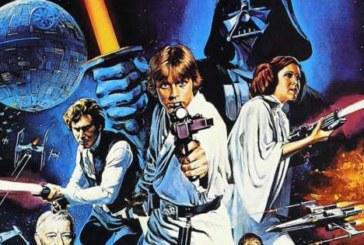 Buon compleanno STAR WARS! Usciva 40 anni fa il primo episodio della fortunata saga di George Lucas