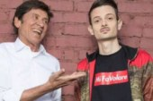 """Fabio Rovazzi e Gianni Morandi con """"Volare"""" al Radio Italia Live a Palermo"""
