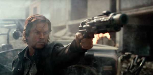 Mark Wahlberg in Transformers - L'ultimo cavaliere