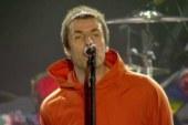 """Liam Gallagher sorprende i fan al One Love Manchester cantando il nuovo singolo """"Wall Of Glass"""""""