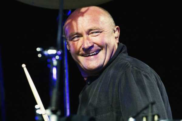 Incidente per Phil Collins, tour sospeso
