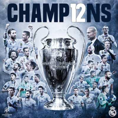 Finale Champions: Delusione Juve, Double storico per il Real
