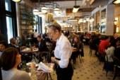 No alla privacy nei nuovi ristoranti statunitensi