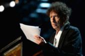 """Bob Dylan, citazioni sbagliate di """"Moby Dick"""" al discorso per il Nobel"""