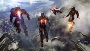 Anthem: gameplay, trailer, data di rilascio
