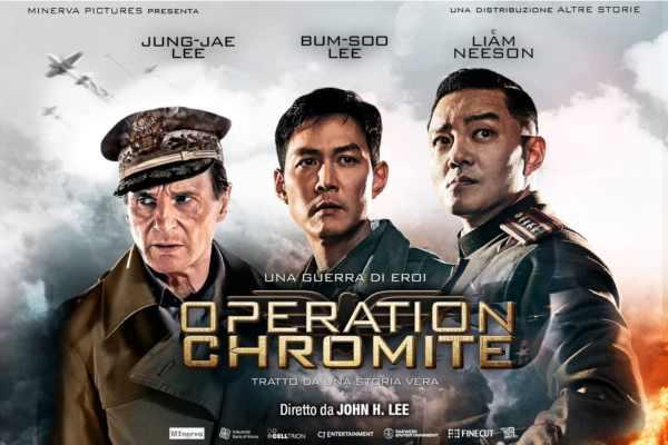 recensione Operation Chromite
