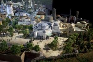 Star Wars a Disneyland: Lavori in corso per l'area interamente dedicata a Guerre Stellari